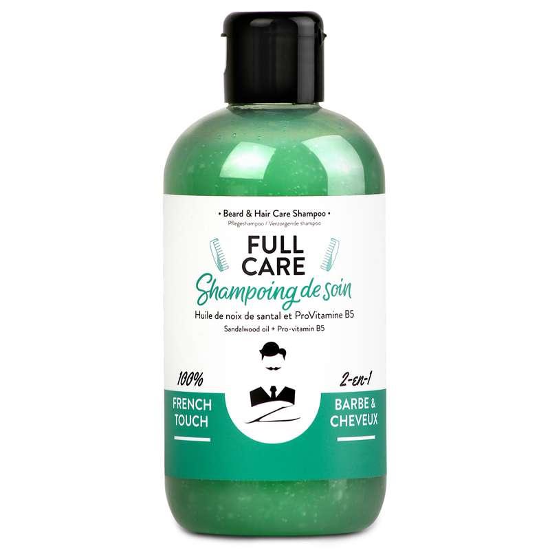 Shampoing de soin Barbe & Cheveux, Monsieur Barbier (250 ml)