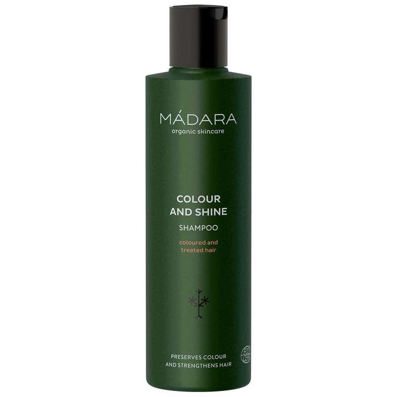 Shampoing couleur & brillance BIO, Madara (250 ml)