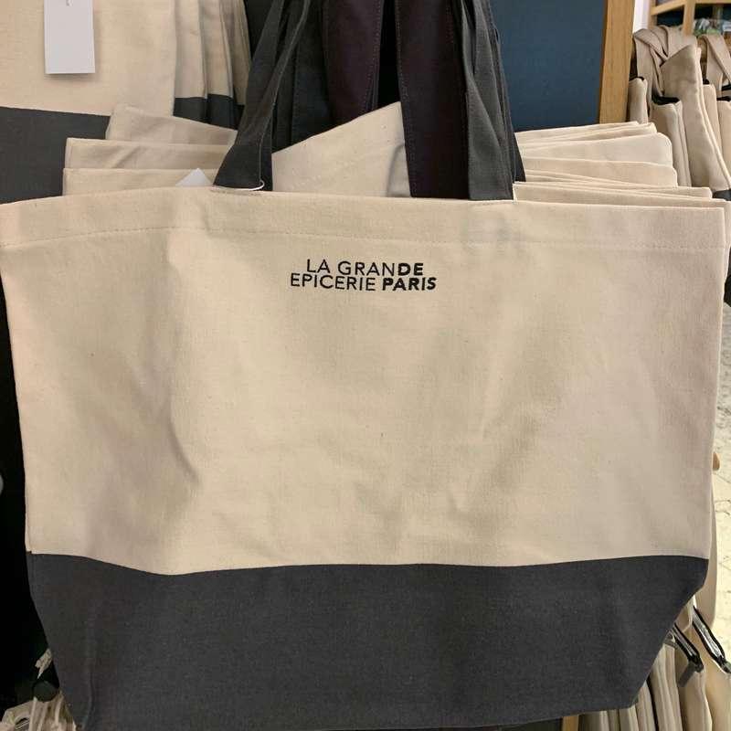Shopping bag large La Grande Epicerie de Paris (x 1)