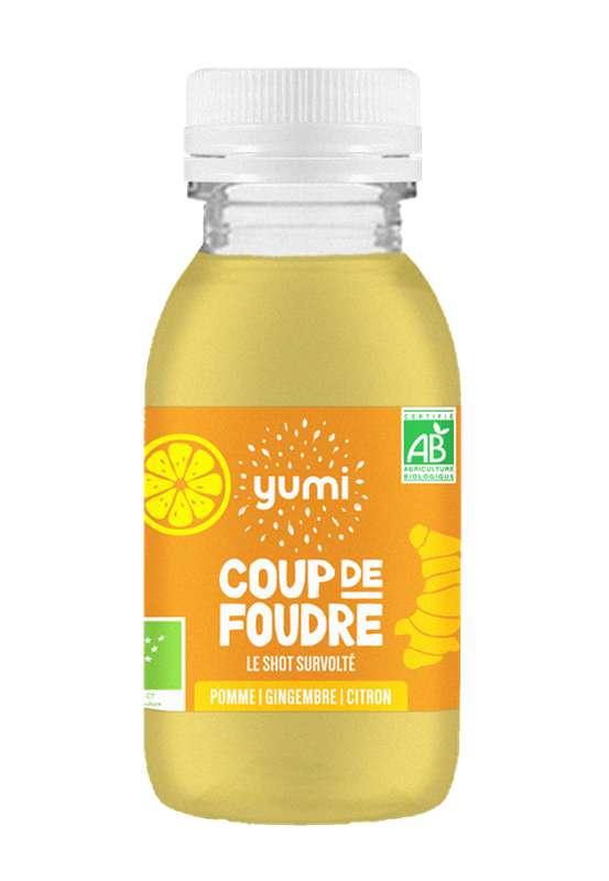 Shot Le Coup de Foudre BIO, Yumi (60 ml)