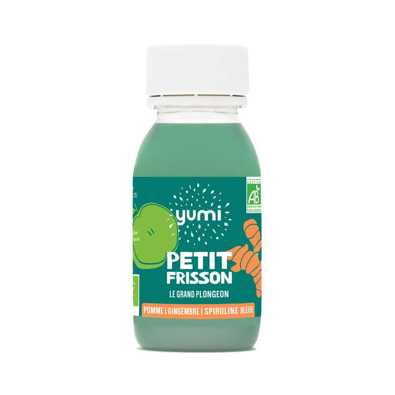 Shot Petit Frisson BIO, Yumi (60 ml)