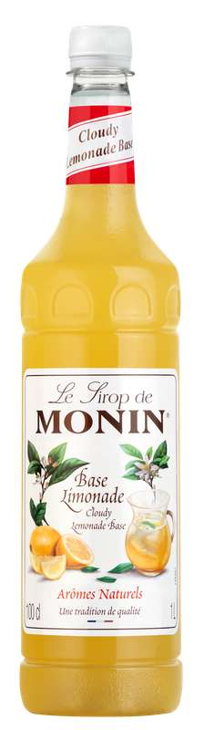 Sirop Cloudy Limonade, Monin (1 L)