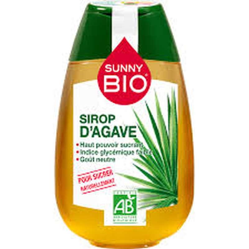 Sirop d'agave BIO, Sunny (500 g)