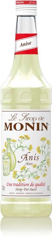 Sirop d'Anis, Monin (70 cl)