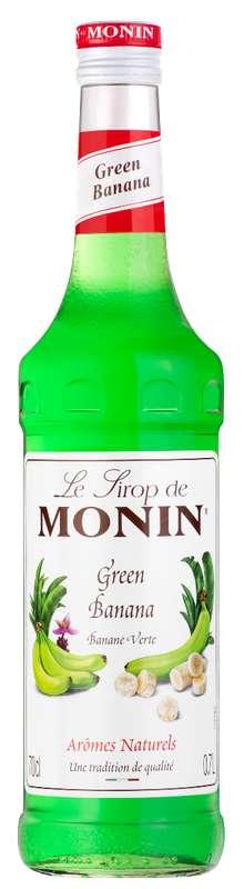 Sirop de Banane Verte, Monin (70 cl)