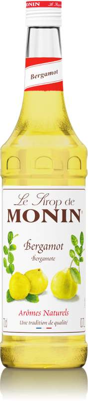 Sirop de Bergamote, Monin (70 cl)