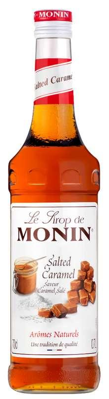 Sirop de Caramel Salé, Monin (70 cl)