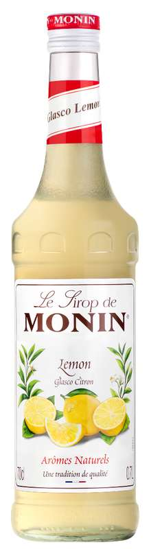 Sirop de Citron Glasco, Monin (70 cl)