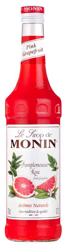 Sirop de Pamplemousse Rose, Monin (70 cl)