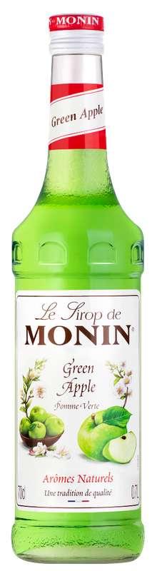Sirop de Pomme Verte, Monin (70 cl)