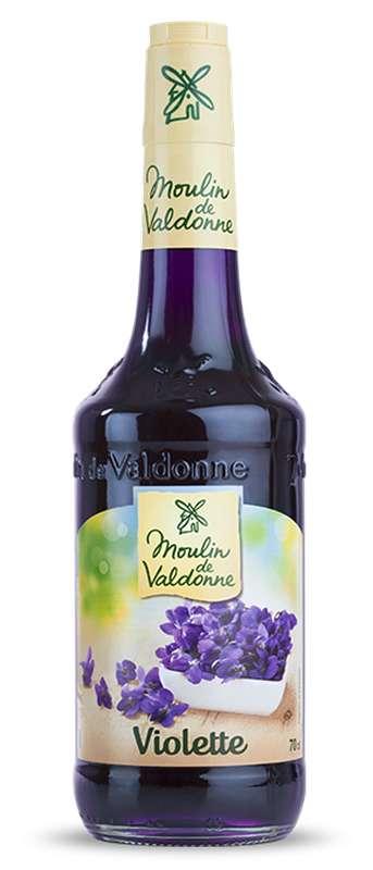 Sirop de violette, Moulin de valdonne (70 cl)