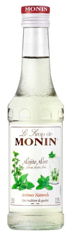 Sirop Mojito Mint, Monin (25 cl)