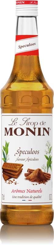 Sirop saveur Spéculoos, Monin (70 cl)