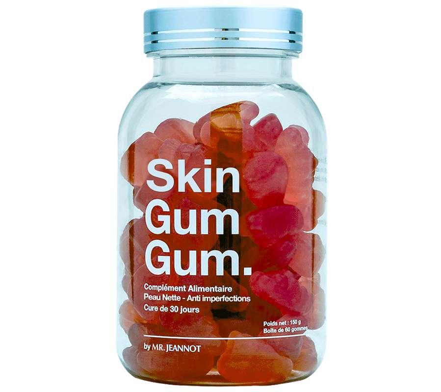 Skin Gum Gum beauté de la peau, Mr Jeannot (x 60)