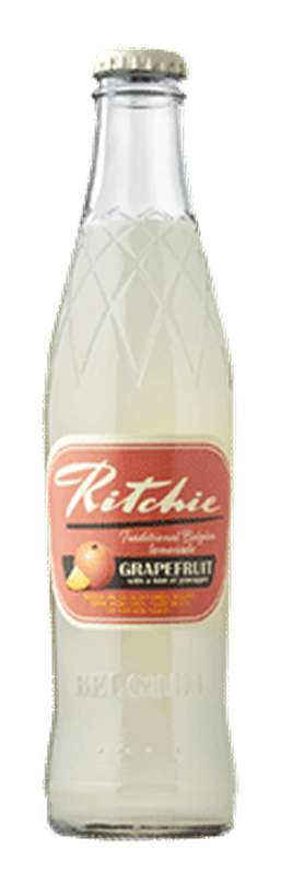 Soda Pamplemousse, Ritchie (33 cl)