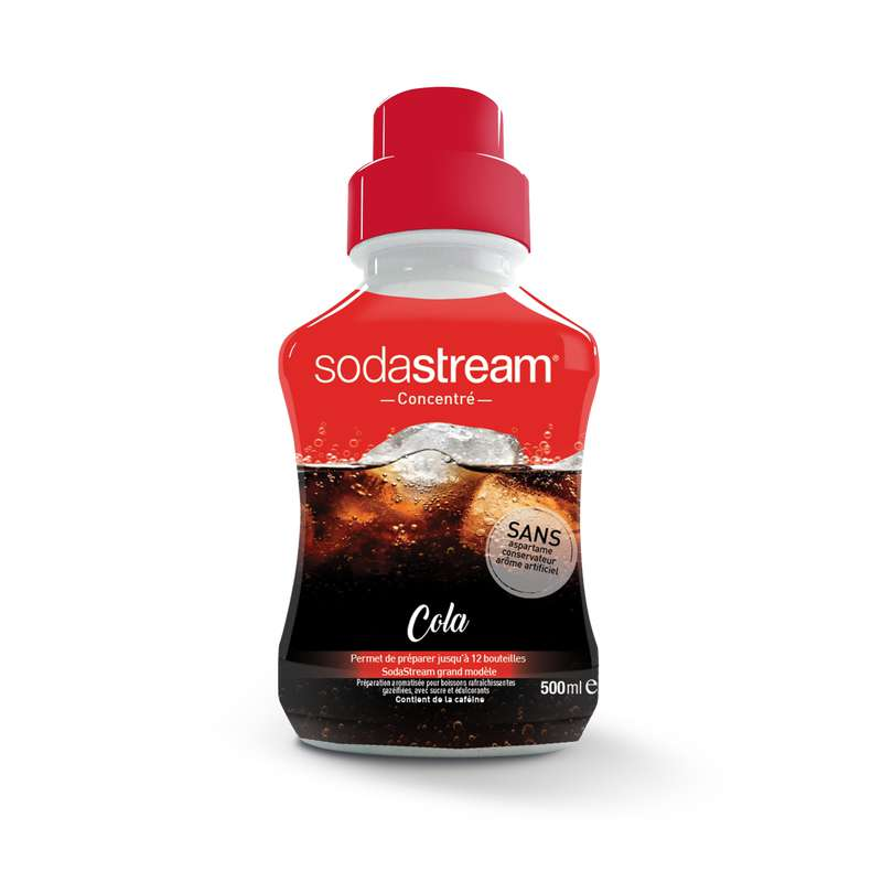Concentré cola, Sodastream (50 cl)