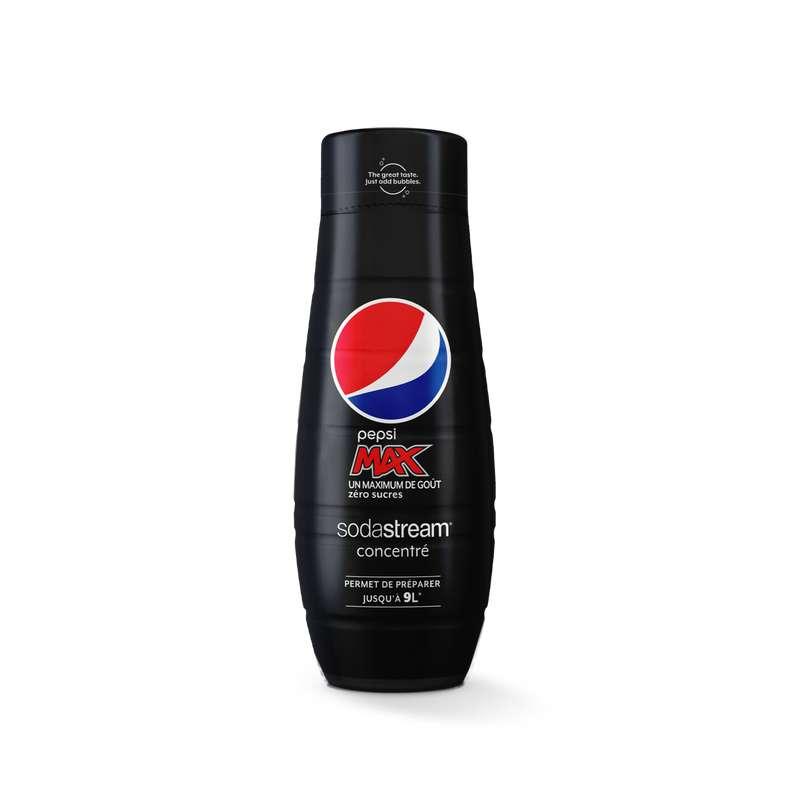 Concentré pepsi max, Sodastream (44 cl)