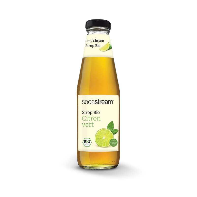 Sirop BIO citron vert, Sodastream (50 cl)