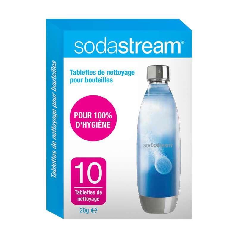 Sodastream Tablettes de nettoyage (x 10)