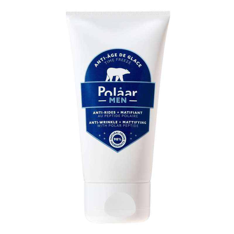 Soin anti-âge de Glace anti-rides & matifiant au Peptide Polaire, Polaar (50 ml)
