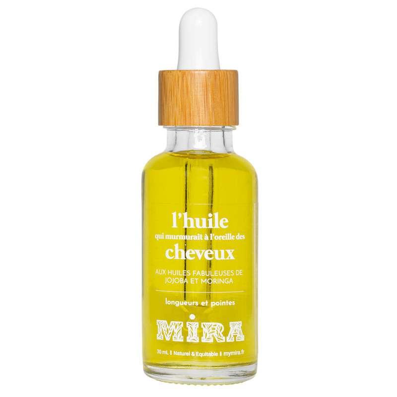 Soin protecteur anti-casse L'huile qui murmurait à l'oreille des cheveux, My Mira (30 ml)
