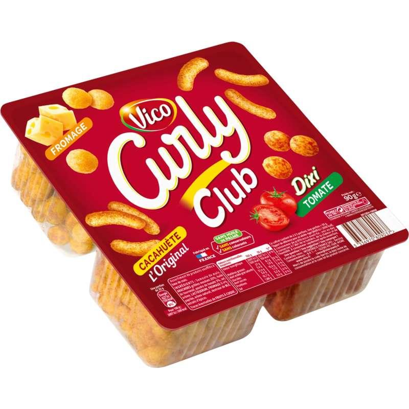 Curly Club, Vico (90 g)
