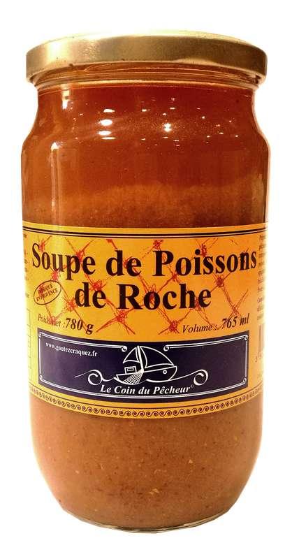 Soupe de Poissons de Roche, Le Vieux Bistrot (780 g)