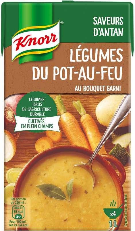 Soupe Légumes du Pot-au-Feu, Knorr (1 L)