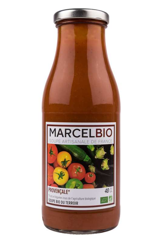 Soupe Provençale BIO, Marcel BIO (48 cl)