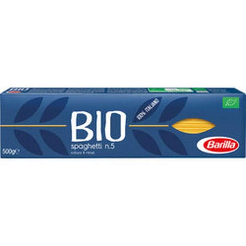 Spaghetti BIO, Barilla (500 g)
