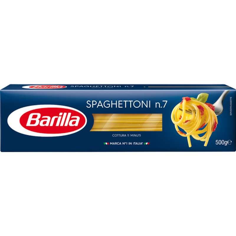 Spaghettoni N°7, Barilla (500 g)