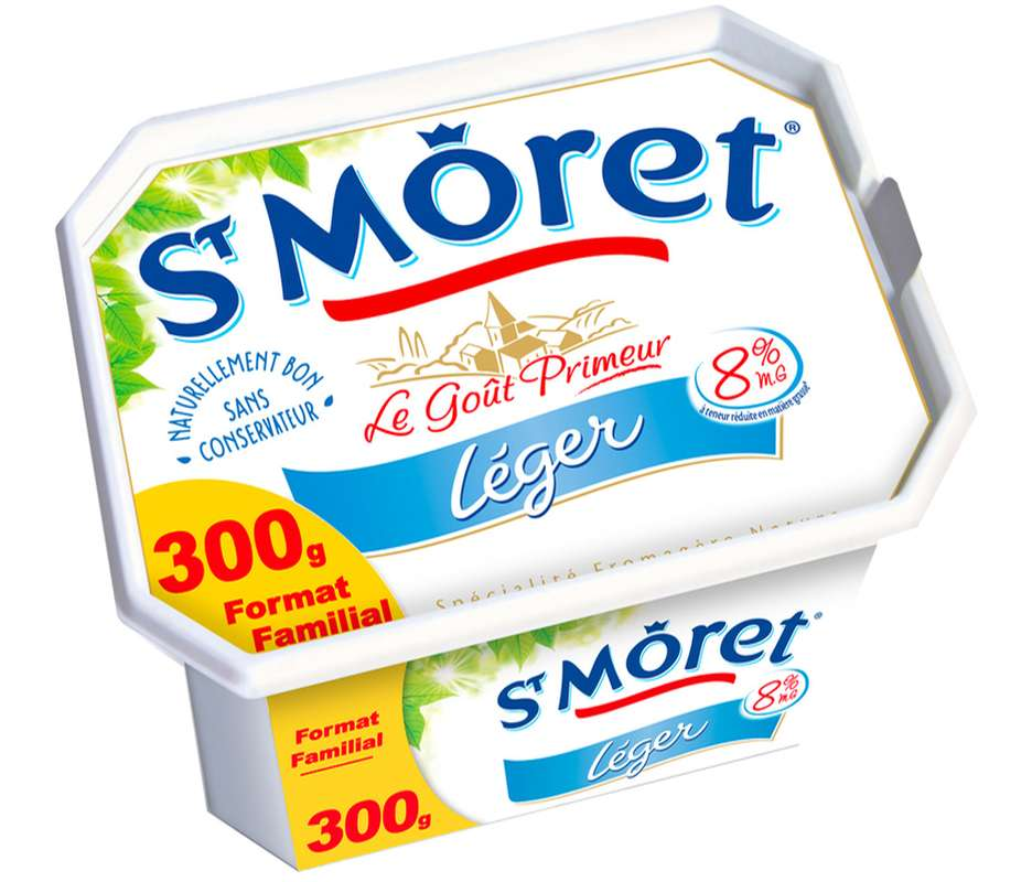 St Morêt léger Ligne & Plaisir (300 g)