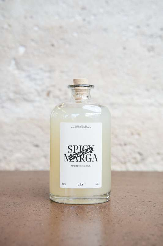 Spicy Marga, Ely (50 cl)