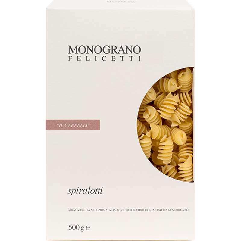 Spiralotti/Fusillotti BIO - Il Cappelli, Felicetti (500 g)