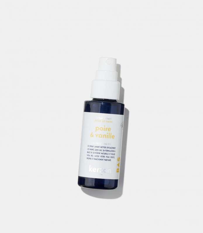 Spray Lavant Poire & Vanille, Kerzon (50 ml)