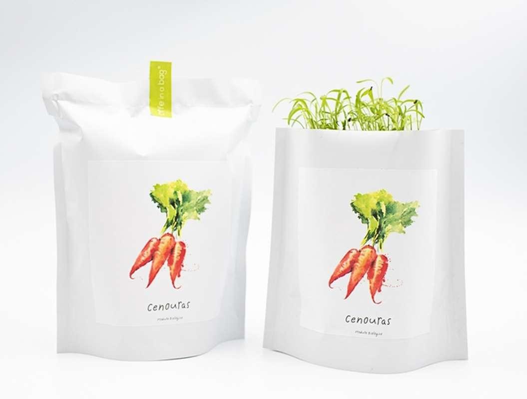 Starter Bag Carotte de Nantes, Life In a Bag (300 g)