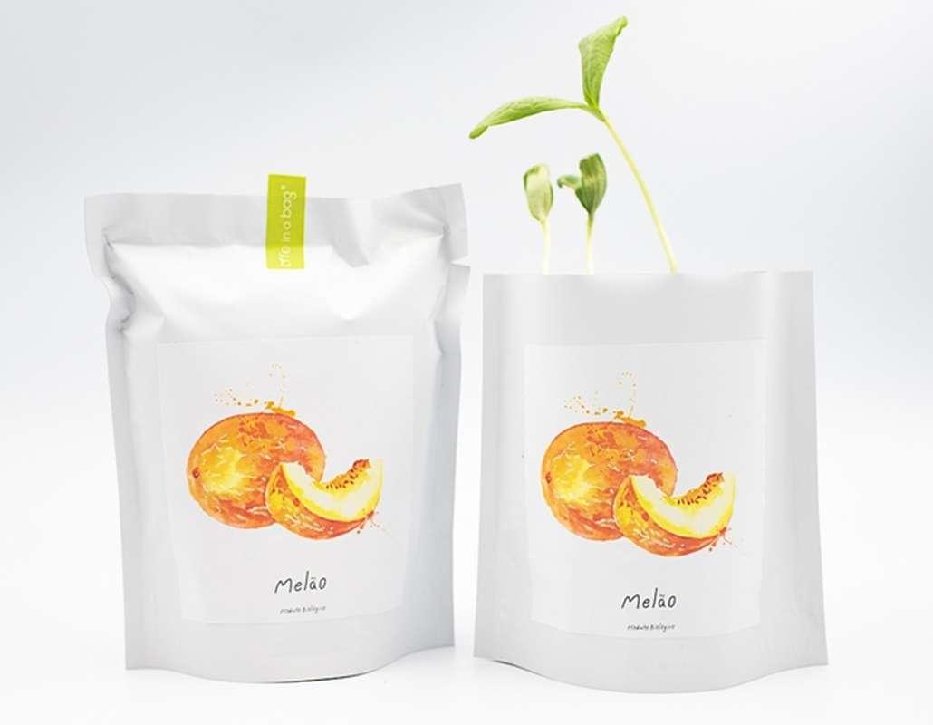 Starter Bag Melon Blanc, Life In a Bag (300 g)