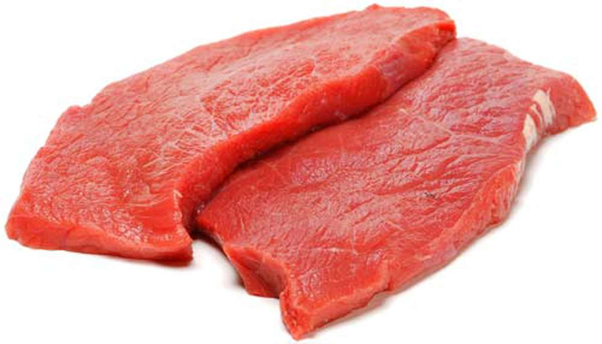 Steak de boeuf BIO (x 1, environ 160 - 200 g)