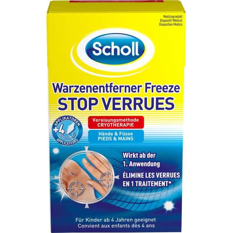 Stop verrues pieds et mains, Scholl