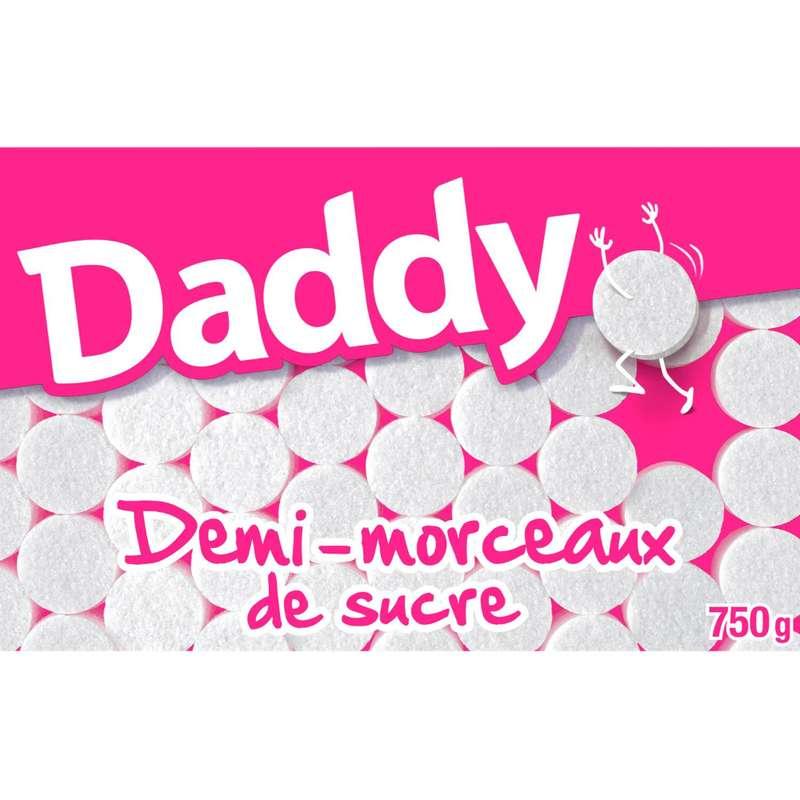 Sucre demi rond en morceaux, Daddy (750 g)