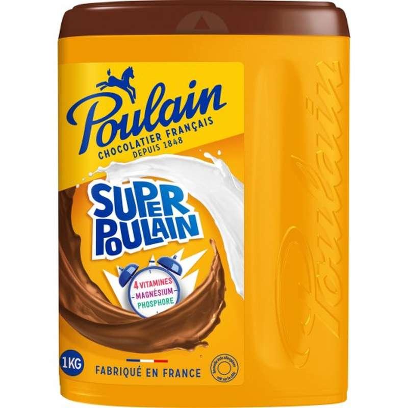 Cacao Super, Poulain (1 kg)