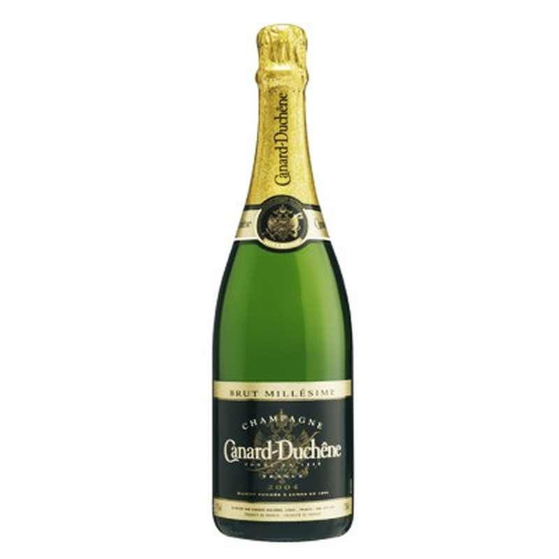 Champagne Brut, Canard-Duchêne (75 cl)