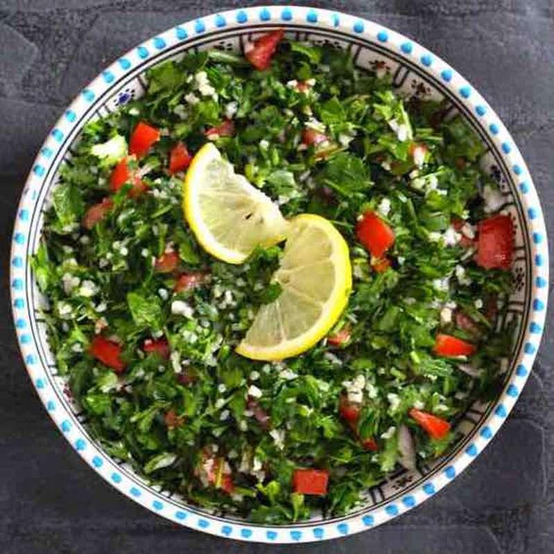 Taboulé libanais (120 g)