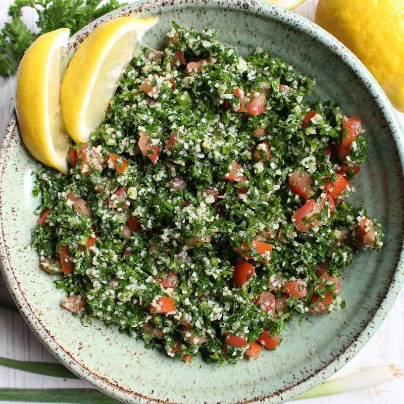 Taboulé vert, Mavrommatis (160 g)