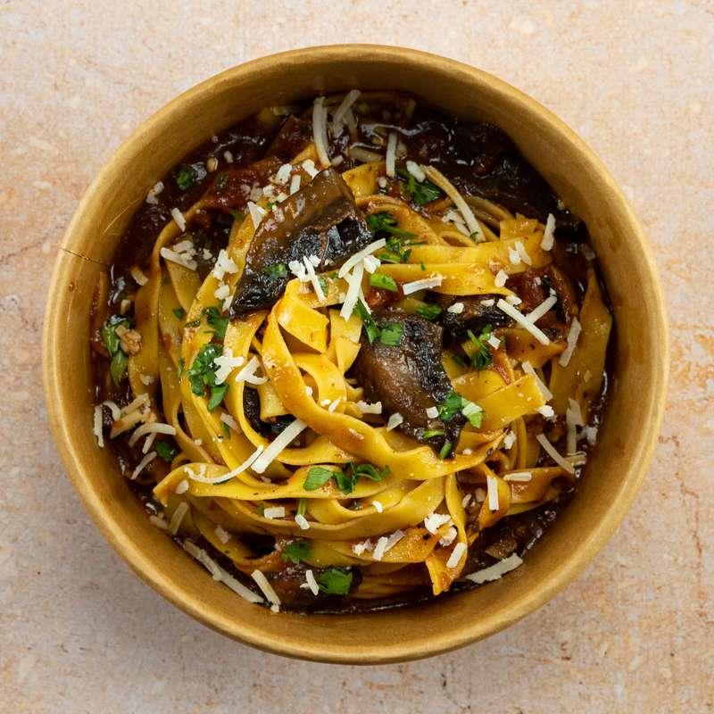 Tagliatelles aux champignons Portobello (300 g)