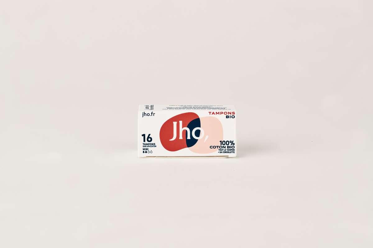 Tampons sans applicateur - Mini, JHO (x 16)