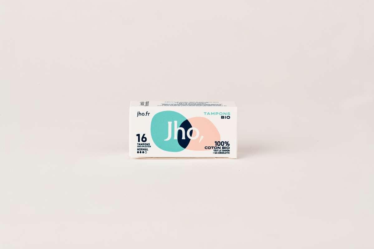 Tampons sans applicateur - Normal, JHO (x 16)