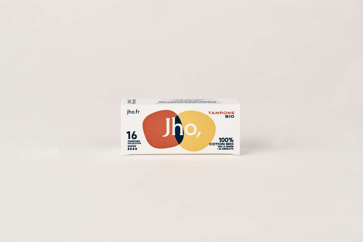 Tampons sans applicateur - Super, JHO (x 16)