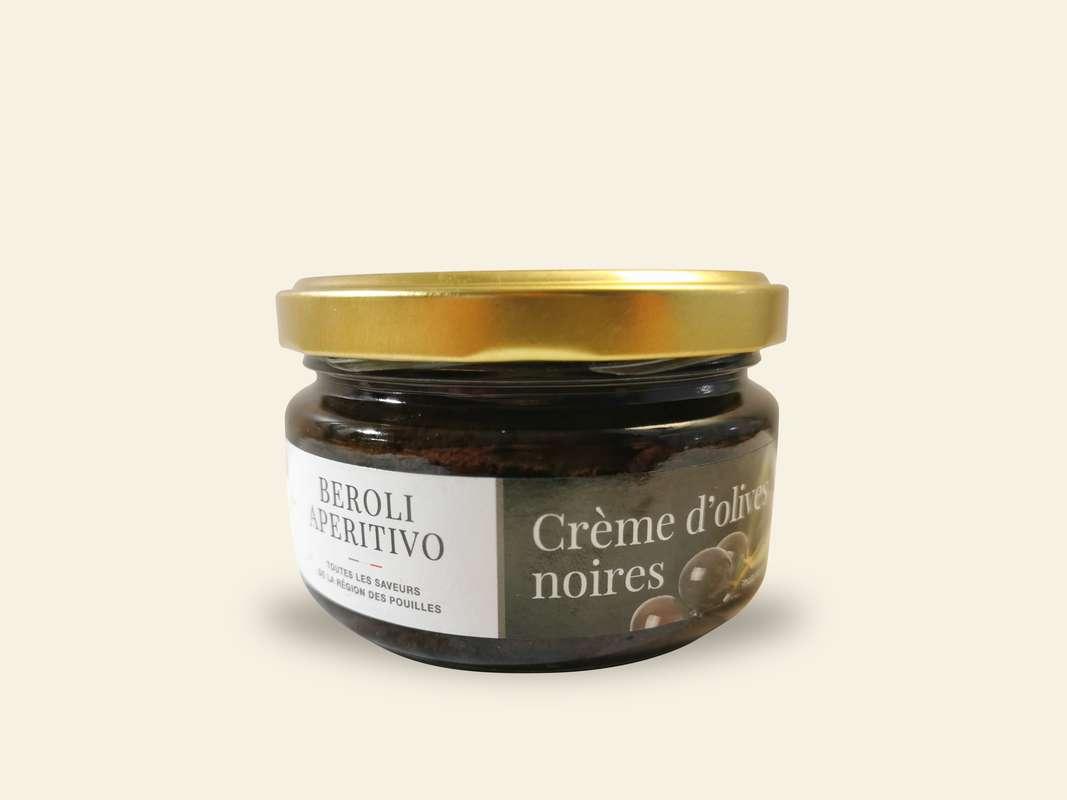Tapenade d'olives noires, Beroli Aperitivo (180 g)