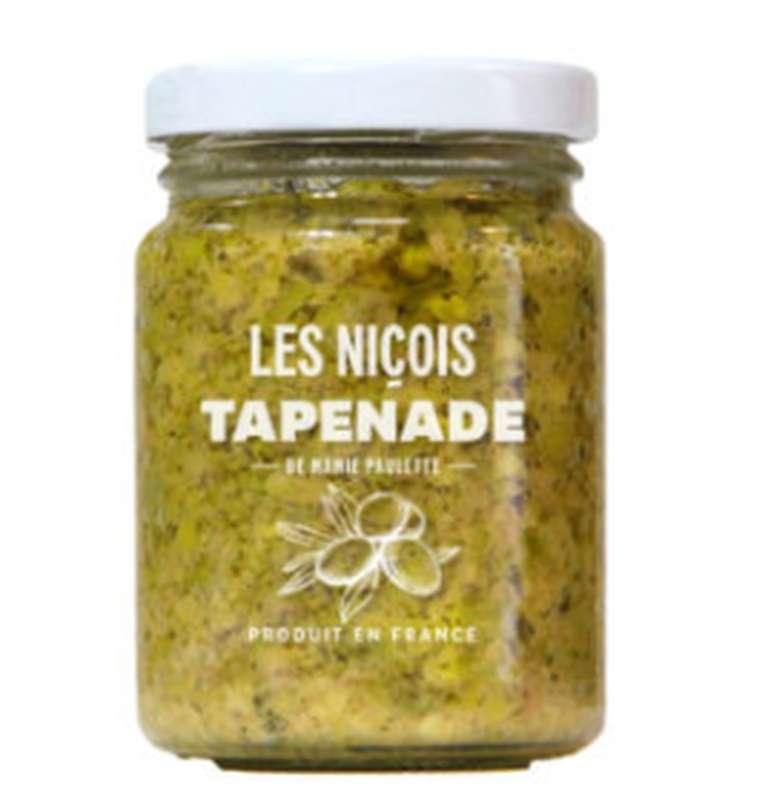 Tapenade verte de Mamie Paulette, Les Niçois (80 g)